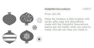 Delightful Decorations