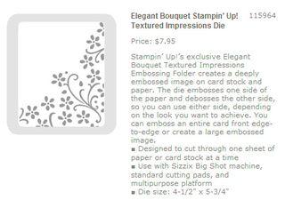 Elegant bouquet impressions