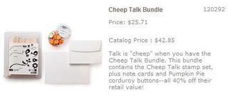 Cheep talk bundle