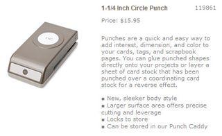 1 1-4 circle punch