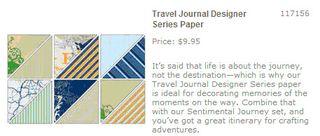 Travel journal dsp