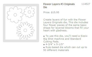 Flower layers #3