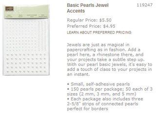 Basic pearls