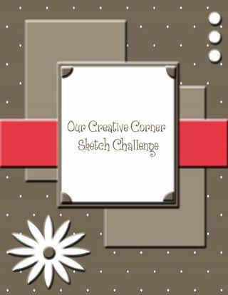 OCC Sketch Challenge - Designed by Linda Coughlin's Sketch