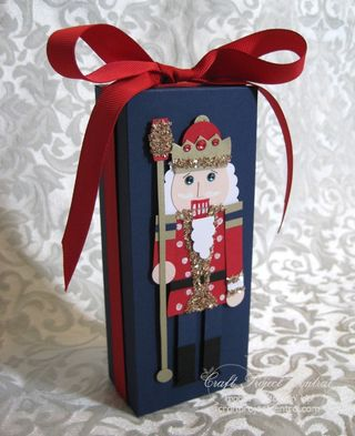 Posted - Nutcracker Gift Box