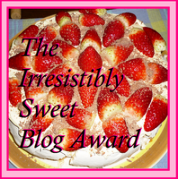 Sweetblogaward