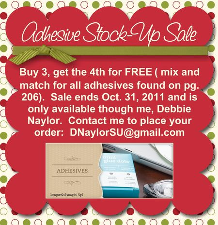 Adhesive stock up sale-001