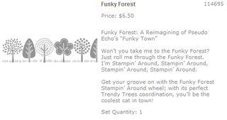 Funky forest wheel