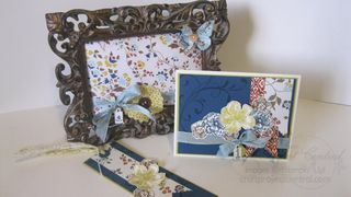 Pin Cushion Frame Gift Ensemble