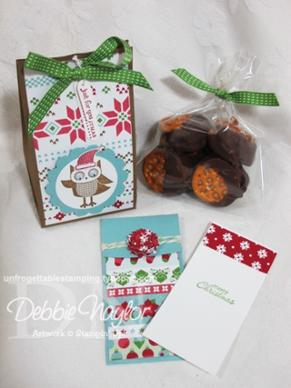 Unfrogettable Stamping | Fabulous Friday goodie box 2012-12-07
