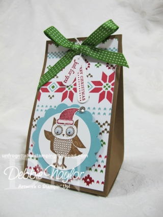 Unfrogettable Stamping | 2012-12-07 bag