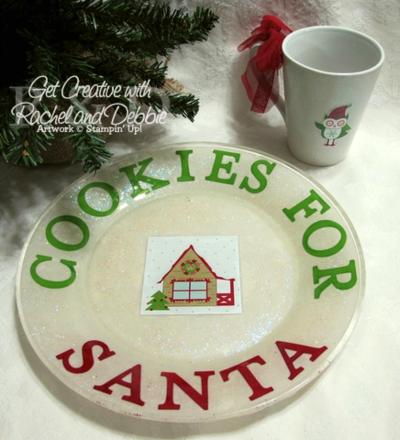 Unfrogettable Stamping | Week 11 Cookies for Santa set tutorial