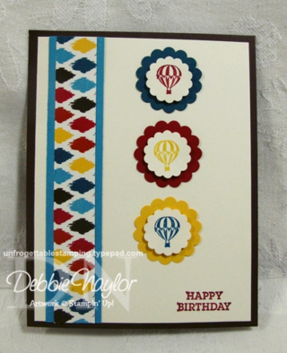 Unfrogettable Stamping   Fabulous Friday 2013-01-04