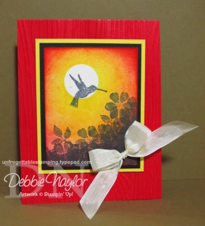Unfrogettable Stamping | Fabulous Friday SAB 2013-01-18