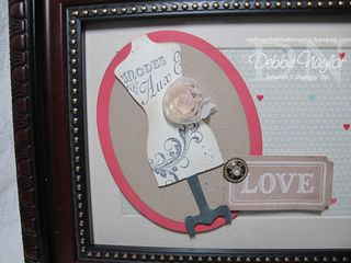Unfrogettable Stamping | Vintage dry erase board 2013-02-27