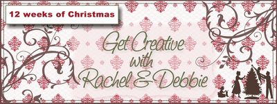 Get Creative logo Christmas