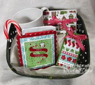 Week 1 Gift Basket Stuffers