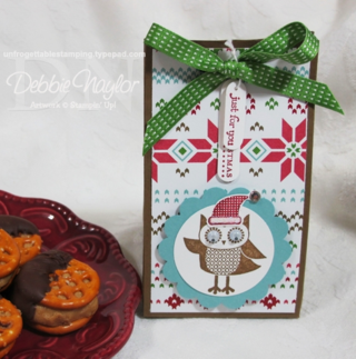 Unfrogettable Stamping | Fabulous Friday gift idea 2012-12-07