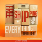 Unfrogettable Stamping | Free Shipping offer Apr 6-8 2013