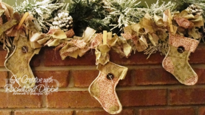2012 Week 12 Stocking Banner tutorial