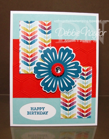 Unfrogettable Stamping | 2013 Simply Paper Design Challenge #1