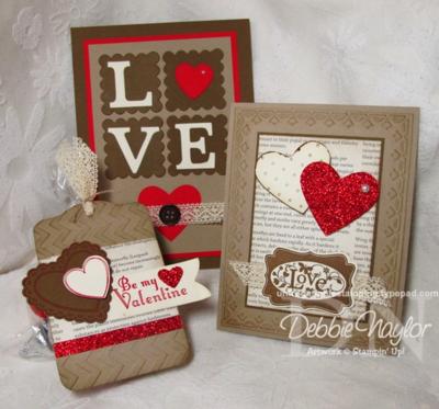 Unfrogettable Stamping | SU Vintage Valentines 2013-01-29