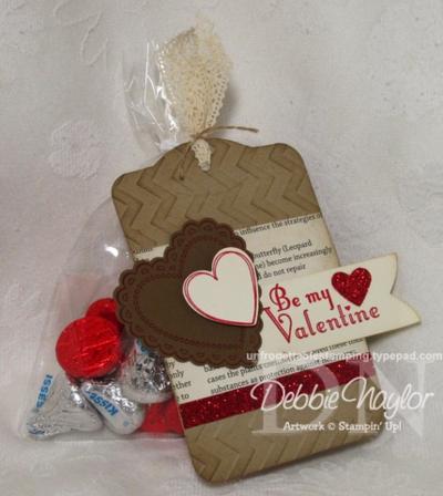 Unfrogettable Stamping | SU Vintage Valentines tag 2013-01-29