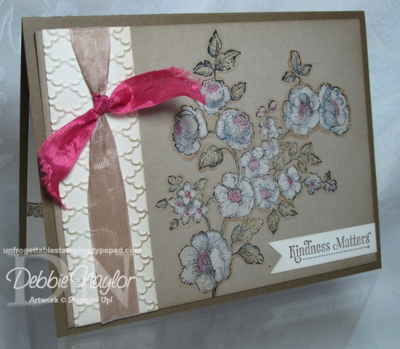 Unfrogettable Stamping | Fabulous Friday FMS #75 2013-03-01