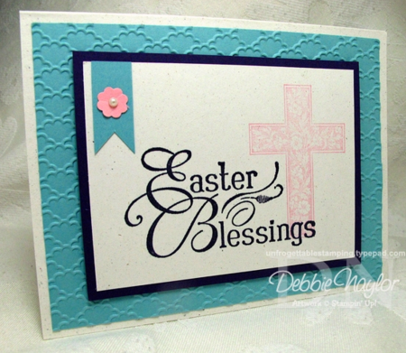 Unfrogettable Stamping | Stampin' Up! Easter Blessings 2013-03-31