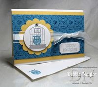 Unfrogettable Stamping | Aviary birthday video tutorial 2013-05-13
