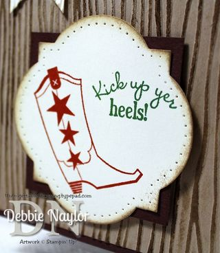 Unfrogettable Stamping | Bootiful Occasions card 2013-05-24
