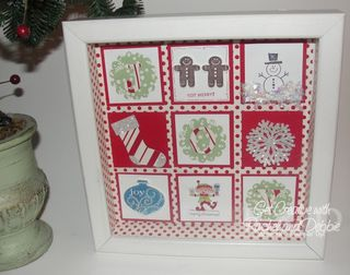 Unfrogettable Stamping | GCRD 2011 Twelve Weeks of Christmas