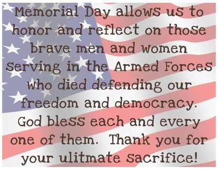 Unfrogettable Stamping | Memorial Day reflection