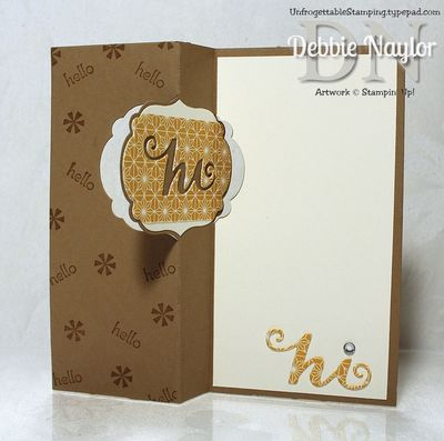 Unfrogettable Stamping | Fabulous Friday card 2013-08-30b