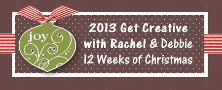 Unfrogettable Stamping | 2013 Twelve Weeks of Christmas tutorial series