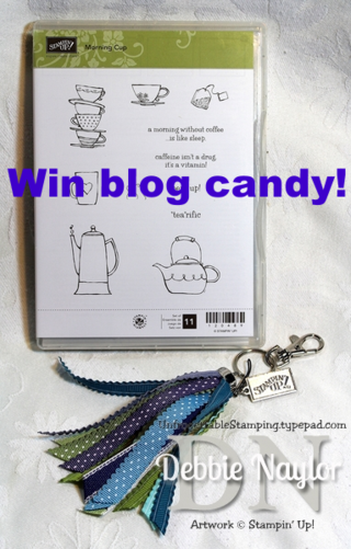 Unfrogettable Stamping | win blog candy! 2013-10-13