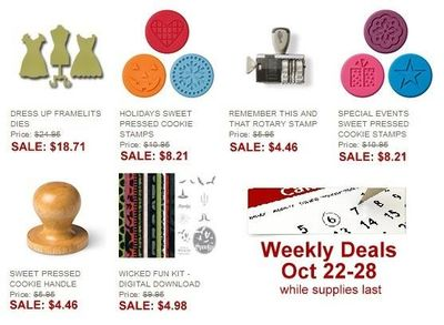 Unfrogettable Stamping   Weekly Deal