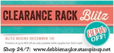 Unfrogettable Stamping | Clearance Blitz