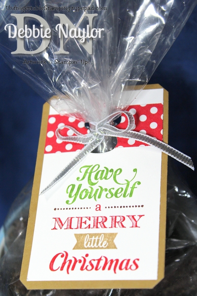 Unfrogettable Stamping | Fabulous Friday QE gift idea 2013-12-13