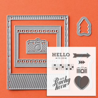 Unfrogettable Stamping | Stampin' Up! Peachy Keen bundle