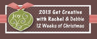2013 Twelve Weeks of Christmas logo