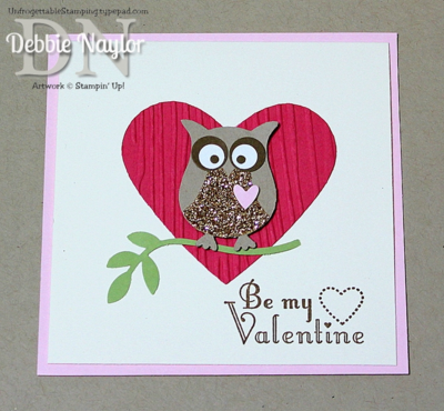 Unfrogettable Stamping | Valentine's cards for my kids 2014-02-15