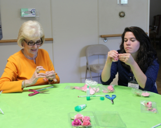 Unfrogettable Stamping | Paper Rose class at The Williams Home
