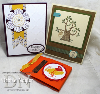 Unfrogettable Stamping | Fabulous Friday sneak peek projects