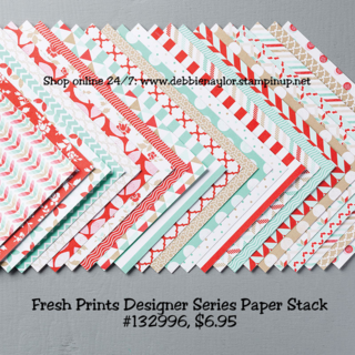 Unfrogettable Stamping | Fresh Prints DSP stack