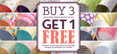 Unfrogettable Stamping | Buy 3 Get 1 Free DSP promotion for July