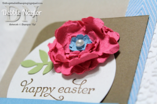 Unfrogettable Stamping | Fabulous Friday Simply Paper Design Challenge Catalog CASE Easter card 2014-03-28