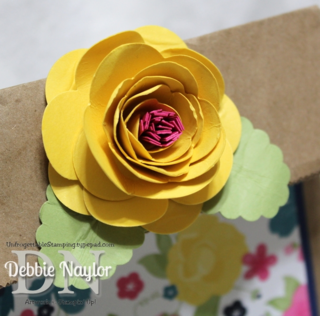 Unfrogettable Stamping | Fabulous Friday DSP gift bags 2014-04-11
