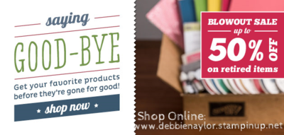 Unfrogettable Stamping | Retiring Product Blowout Sale going on NOW!