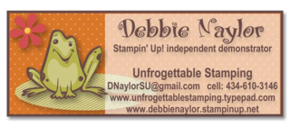 Unfrogettable Stamping | contactme